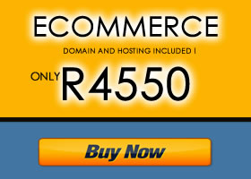Johannesburg Website Design Ecommerce